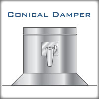 DD Conical Damper